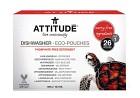 Attitude Maskindiskmedel 26 tabletter