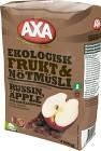 Axa Frukt & Nötmüsli 750 g
