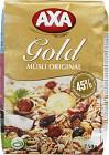 Axa Gold Müsli Original 750 g
