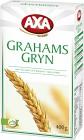 Axa Grahamsgryn 400 g