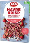 Axa Havrekrisp Strawberry 300 g
