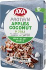 Axa Proteinmüsli Apple & Coconut 650 g