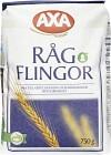 Axa Rågflingor 750 g
