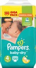 Pampers Baby-Dry S4 8-16 kg 120 st
