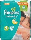 Pampers Baby-Dry S4 8-16 kg 25 st