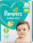 Pampers Baby-Dry S5 11-16 kg 23 st