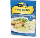 Blå Band Citron & Dillsås 3x2 dl