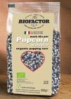 Biofactor Blå Majs Popcorn att Poppa i Gryta 500 g