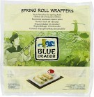 Blue Dragon Spring Roll Wrappers (Rispapper) 134 g
