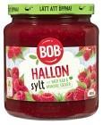 BOB Hallonsylt Mer Frukt 610 g