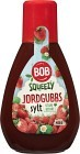 BOB Jordgubbssylt Squeezy 425 g