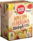 BOB Lättdryck Apelsin & Persika 2 dl