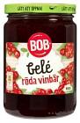 BOB Röd Vinbärsgelé 450 g