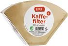 Budget Kaffefilter Oblekta Nr 4 200 p