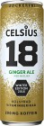 Celsius Ginger Ale 355 ml inkl. Pant