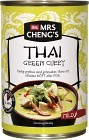 Mrs Cheng's Grytbas Thai Green Curry 400 ml