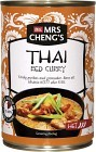 Mrs Cheng's Grytbas Thai Red Curry 400 ml