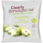 Clearly Scrumptious Crunchy Dried Apple Wedges 20 g