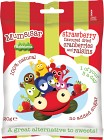Clearly Scrumptious Mumsisar Strawberry Babblarna 20 g