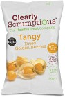 Clearly Scrumptious Tangy Dried Golden Berries 30 g