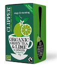 Clipper Green Tea Lime & Ginger 20 st
