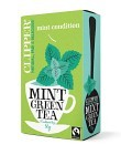 Clipper Green Tea with Mint 20 st