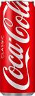 Coca-Cola Classic Burk 25 cl inkl. pant