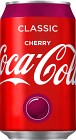 Coca-Cola Cherry Burk 33 cl inkl. pant