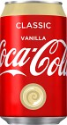 Coca-Cola Vanilla Burk 33 cl inkl. pant