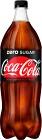 Coca-Cola Zero PET 1,5 L inkl. pant