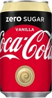 Coca-Cola Zero Vanilla Burk 33 cl inkl. pant