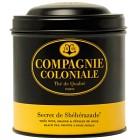 Compagnie Coloniale Svart Te Secret de Shéhérazade 130 g