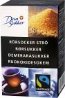 Dansukker Rörsocker Strö Fairtrade 500 g
