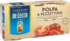 De Cecco Polpa Tärnad Tomat 3x400 g