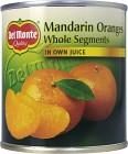 Del Monte Mandariner i juice 298 g