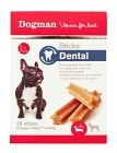 Dogman Sticks Dental Box S 28 P