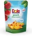 Dole Fruktpåse Persika 400 g