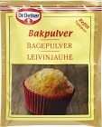 Dr. Oetker Bakpulver Refillpåse 100 g