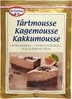 Dr. Oetker Tårtmousse Chokladsmak 130 g