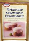 Dr. Oetker Tårtmousse Jordgubbssmak 96 g