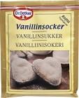 Dr. Oetker Vaniljsocker Refill 100 g