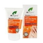 Dr Organic Manuka Honey Hand & Nail Cream 125 ml