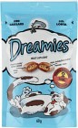 Dreamies Kattsnacks Lax 60 g