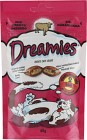 Dreamies Kattsnacks Oxkött 60 g