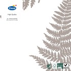 Duni Lunchservett Filix White 33x33 cm 20 p