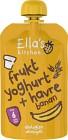 Ella's Fruktyoghurt Havre Banan 100 g
