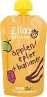 Ella's Puré Äpple & Banan 120 g