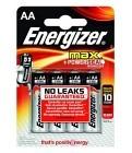 Energizer, batteri AA (1,5 V) 4 st