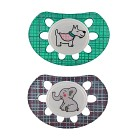Esska Napp Classic Plus silikon Elefant & Hund