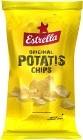 Estrella Lättsaltade Potatischips 40 g